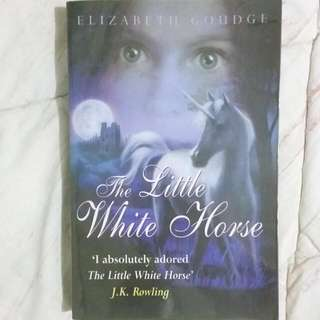 THE LITTLE WHITE HORSE BOOK