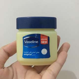 [PRELOVED] Vaseline Petroleum Jelly
