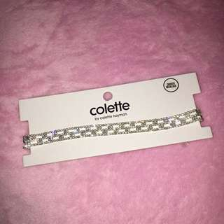 Colette diamond sparkling chocker