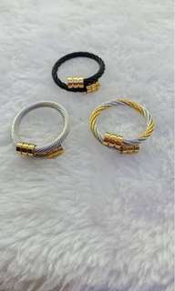 Charriol & Cartier Ring