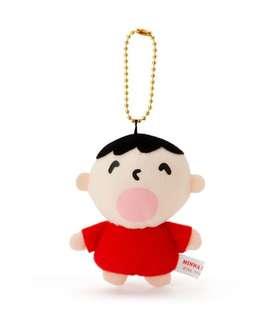 日本 Sanrio 直送 Minna no tabo 大口仔 Classic 款公仔掛飾匙扣