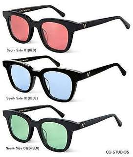 gentle monster South side sunglasses