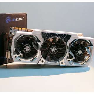 GALAX GEFORCE GTX 980 Ti HOF - Hall of Fame (HOF)