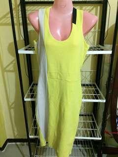 Brunns Bazaar Copenhagen Yellow Formal dress
