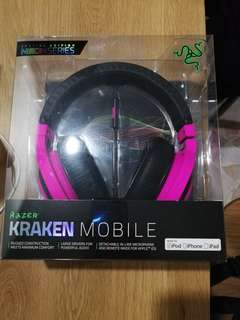Razer Kraken Mobile Headphones