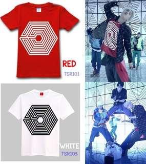 EXO T-Shirt OVERDOSE MV ERA EXO-K EXO-M