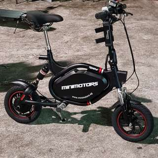 Minimotors Tempo 48v 15.6ah