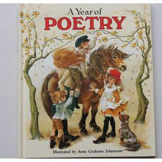 Children's Book : A Year of Poetry