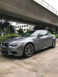 BMW M3 Convertible 4.0 Auto Individual