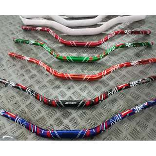 New Design Colourful Handlebars Promotion for June!!!