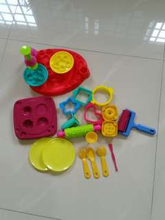 Playdoh Set(mold only)