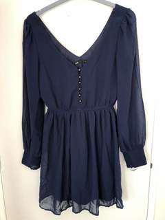 dotti dress size small