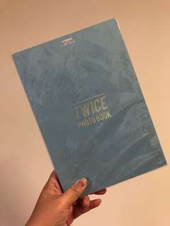 TWICE PHOTO BOOK