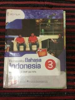 Bahasa Indonesia untuk jelas IX Smp/Mts #kanopixcarousell