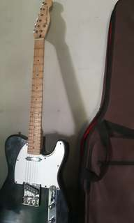 Guitar listrik Fender telecaster