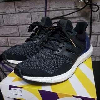 Adidas Ultraboost og初代黑紫