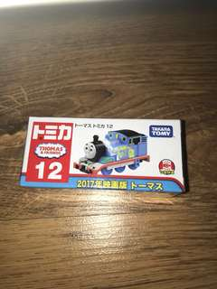 Brand New Dream Tomica Thomas Train