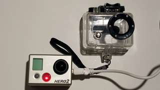 GoPro Hero 2 Waterproof Action Camera