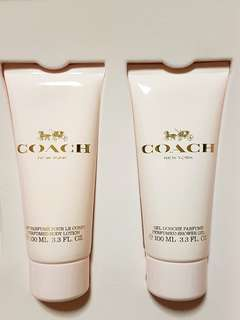 Coach Perfumes Body Lotion & Shower Gel
