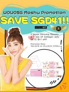 Wowo Moshu Promotion