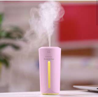 ⚽️2 for 1 Price ⚽️ TWO car humidifier but you only need to pay ONE of quantity [Trendy Color Cup Humidifier]