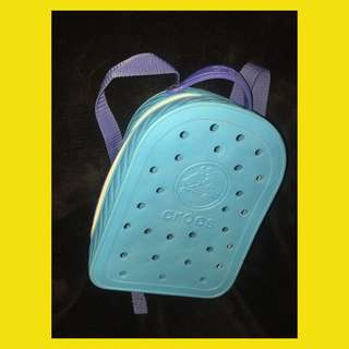 CROCS BLUE BAG FOR KIDS