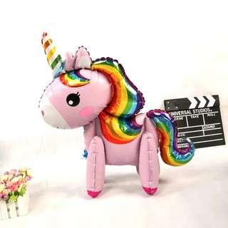 立體 獨角獸氣球 My Little Pony