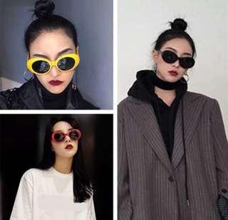 Oval Sunglasses Women