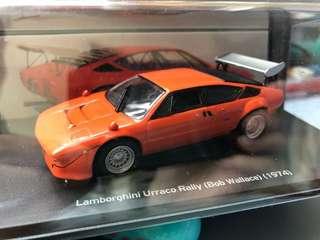 林寶堅尼 URRACO RALLY模型車