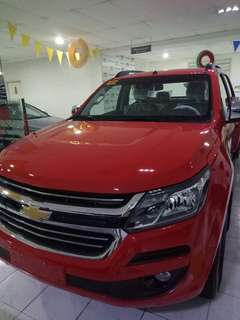 Chevrolet CoLorad 2018 4x2 Lt automatic