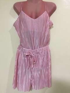 FOR SALE: Silk Terno Sando and Short