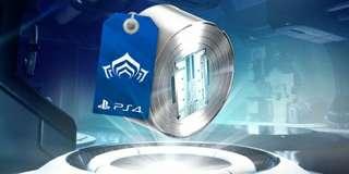 Warframe [PS4] Platinum