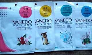 VANEDO SHEET MASK