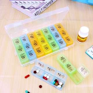 Pill Box (Chinese)