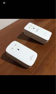 Internet wireless extender