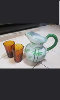 Jug Pitcher + FREE gift