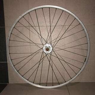 Hplusson TB14 Rear Wheel