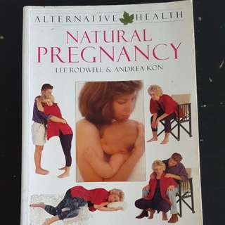 Natural pregnancy book