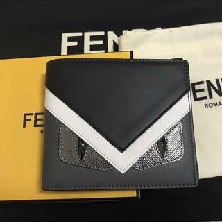 Authentic Fendi Men Wallet
