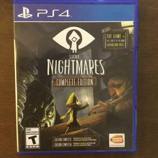 Selling Little Nightmares