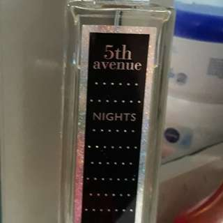 Orig Elizabeth Arden 5th Avenue Nights