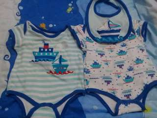 TakeAll.. sets for baby boy!