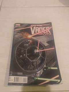 Vader Down Comic Book// Issue 001// asli dari Lootcrate// STAR WARS