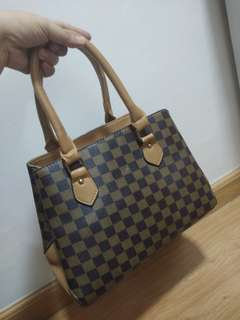 Lv inspired bag