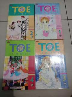 Toe Shoes 1-4 tamat