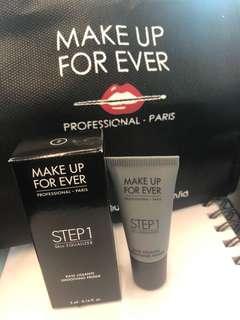 Primer step 1 makeupfor ever