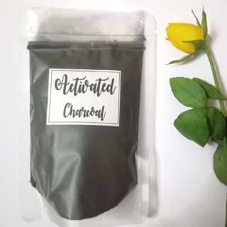 Activated Charcoal Food Grade 100%Coconut
