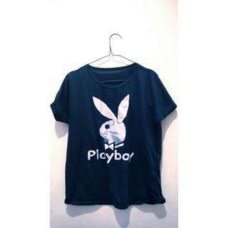 Kaos Playboy All Size fit M