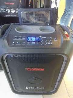 EcoXgear Bluetooth Waterproof Speaker