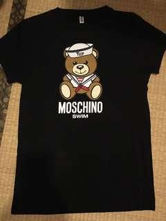 Moschino toy Oversize Tee